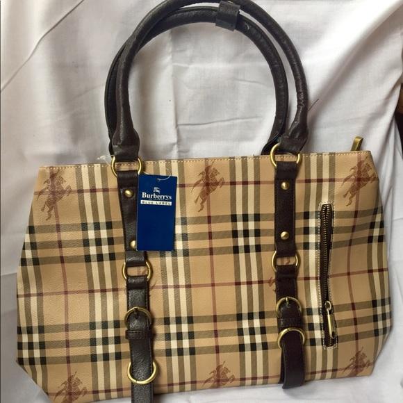 6223d6352ed4 Burberry s blue Label bag